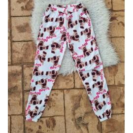 Pantaloni dama  Teddy Bear