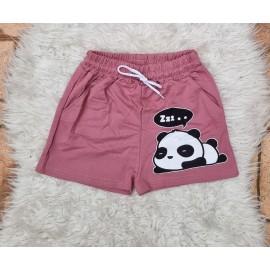 Pantaloni scurti Panda