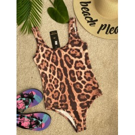 Body dama Leopard