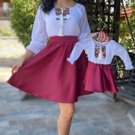 Set rochii mama-fiica Dorina