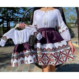Set rochii mama-fiica Masha