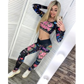 Compleu dama elite body